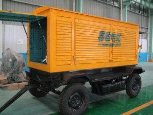 販売(GDC50*S)のための50 KVAの移動式ディーゼル発電機