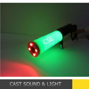 Pistola de CO2 nuevo batería de LED con el cambio de color RGB