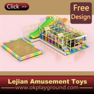 Le bonheur Chambre Terrain de jeux intérieur pour l'école avec la CE a approuvé
