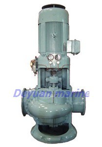 Marine Vertical Double-Suction Centrifugal Pump (DY-52)