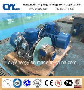 低温液化ガスの酸素窒素のアルゴンの冷却剤オイルの遠心ポンプ
