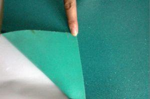 Papel adesivo do Glitter para a instrução dos alunos
