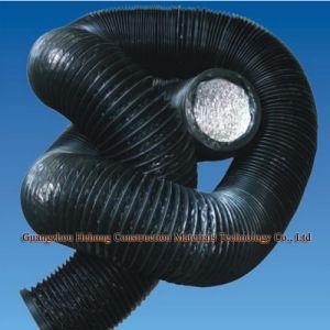 Conducto Exhuasting flexibles de PVC Tubo &