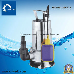Sgps en acier inoxydable série Jardin submersibles de la pompe à eau