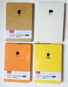 Elegante capa dura e elegante para Notebook Diário Office