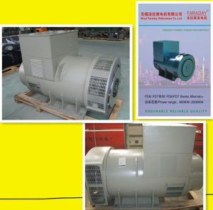 Simple ou Double palier AC Brushless /H Classe Wuxi Fabricant Fd6 de l'alternateur
