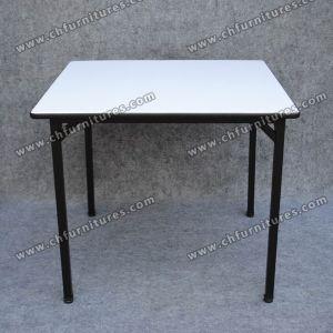 2014 Venta caliente de madera contrachapada de mesa de comedor (SC-T07-04)