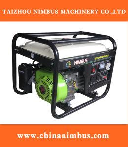 168f-1 Engineの空気Cooled Gasoline Generator Set Home Generator