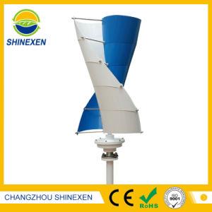 Eixo Vertical 300W sistema gerador de Turbinas Eólicas