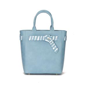 Tendência de couro de alta qualidade Senhora sacola de ombro bolsas com design da Correia