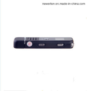 Portable 8GB MP3/format Wav Pen Voice Recorder d'audio numérique