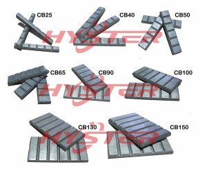De Staaf van het Blok van Domite CB40/CB50/CB65