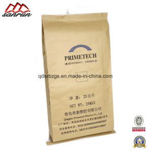 BOPP d Impression de film de riz, de l'engrais, le ciment de l'emballage PP Sac tissé