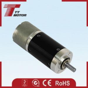 Electric motor sin escobillas de 12V DC para el alquiler de portón eléctrico