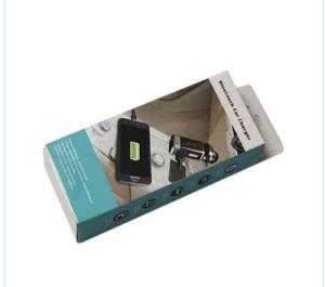 Übermittler Bluetooth des MP3-Player-FM verdoppeln Freisprechauto-Installationssatz Bc06 mit LED-Bildschirmanzeige USB-Aufladeeinheit