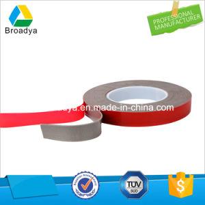 Двухсторонний Черной акриловой пены красный Vhb клейкой ленты (5120B)