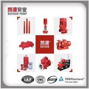 Xbd Electric fabricante de bombas contra incendios de la bomba de la lucha contra incendios de la bomba de agua contra incendios