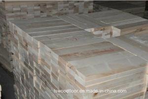Suelos de parqué de madera inacabadas arce