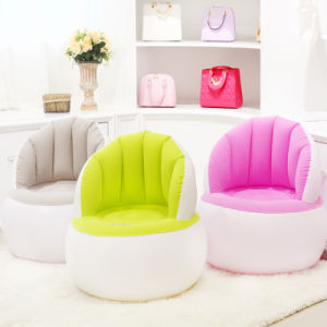 Sofa gonflable de pliage paresseux pour les voyages