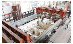 Materiais de construção da máquina de teste de desempenho de ignitabilidade