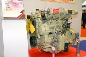 Motore diesel di Ricardo per il generatore/pompa ad acqua/l'uso marino