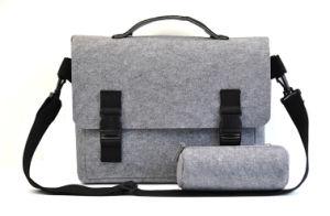 Filz-Computer-Laptop-Notizbuch-Tablette-Beutel-Hülse für Förderung