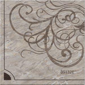 De matte Gebeëindigde Plattelander verglaasde de Ceramische Tegel van de Vloer voor BinnenDecoratie