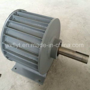 Generador de imanes permanentes de 10kw 220V 380V AC con base