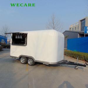 ファースト・フード配達最もよい価格の移動式食糧トレーラー
