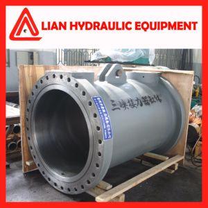 炭素鋼が付いているカスタマイズされた調整されたタイプ水圧シリンダ