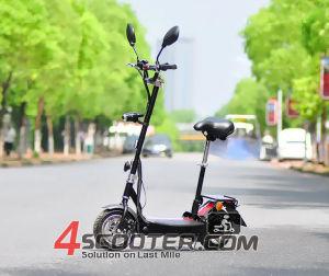2107 neues Rad-elektrischer Roller des Lithium-Batterie-Erwachsen-2