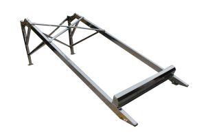 Calefator de água quente solar do aço inoxidável (sistema de energia solar)