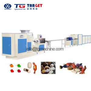 柔らかミルクキャンデー(SC300)のための連続的な調理機械