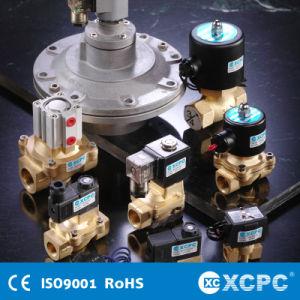 Fabricante do Fluido de fornecedores de água de atuação direta Válvulas Solenóide de Controle de Fluxo Pneumático