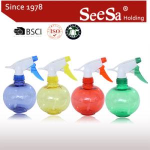 mini bottiglia dello spruzzatore di pressione di mano della famiglia del giardino 450ml/spruzzatore di innesco (SX-202-1)