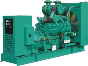Open/Silent 1000kVA Cummins Diesel Generator Set