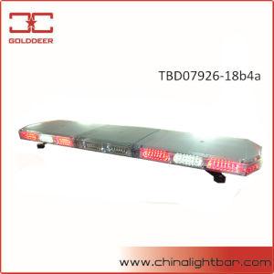 Weißes Red Color LED Strobe Lightbar für Car (TBD07926-18b4a)