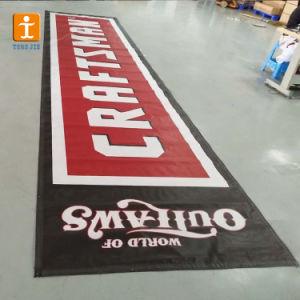 通りの網の旗にAlibabaの製造者の印刷できる普及した