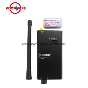 Alta sensibilidad de la banda completa de la señal de RF Detector, Detector, Detector de señal RF inalámbrico