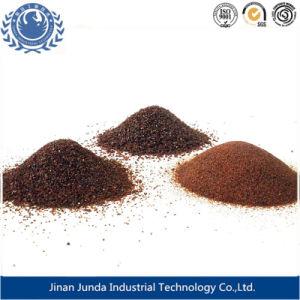de Media van de Granaat van 0.18mm/de Rode en Schone Natuurlijke Granaat van het Schuurmiddel/van de Rots voor Knipsel