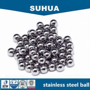 Sfera d'acciaio dell'acciaio inossidabile della sfera 4mm di AISI 440c