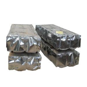 28 strato ondulato rivestito del tetto dello zinco PPGI di colore laminato a freddo calibro per le mattonelle di tetto