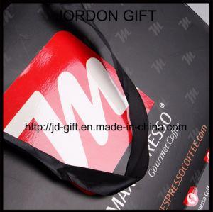 Il sacchetto di acquisto personalizzato del documento del regalo di promozione con Matt laminato, parte UV