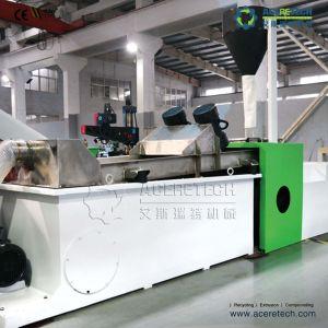 EPE/EPS/XPSのための粒状になる機械をリサイクルするプラスチック