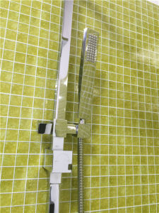 固体真鍮の衛生製品の正方形の浴室のシャワーのミキサー(ARF5081)