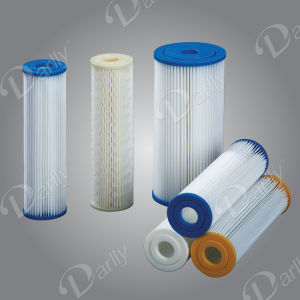Pp Standard Pleated Membrane Filter Cartridge per Water Treatment System