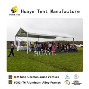 Recepção resistente a UV temporária tenda para a tenda da festa de casamento ao ar livre