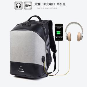 Cargador USB Smart antirrobo viajar Nij III prueba de balas de mochila portátil 15,6