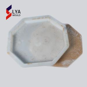 Пластиковый асфальтирование пресс-форм для цементных плиток Найджелом Пэйвером камень в процессе принятия решений