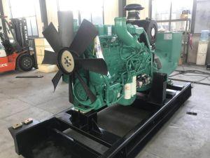 고성능 100kw Weichai 침묵하는 디젤 엔진 발전기